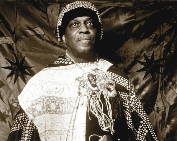 Sun Ra, photo Credit:  Michael Ochs Archives/Getty Images